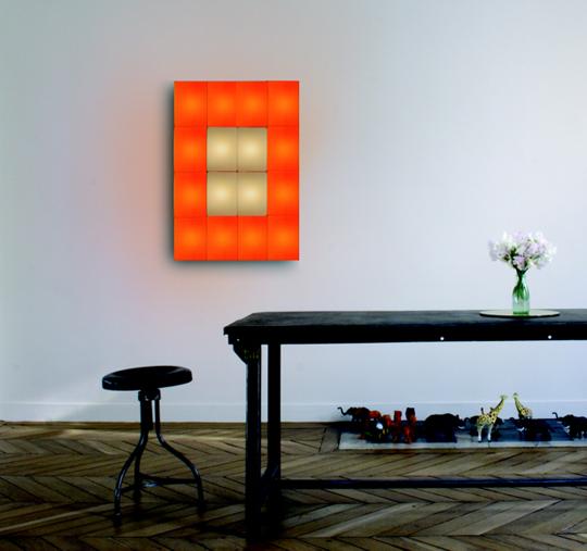 Remake Light Magnet - Design: Elisabeth Hertzfeld - © Remake Design, 2003
