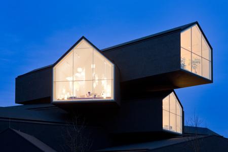 VitraHaus de Herzog et de Meuron - © Vitra Design Museum, 2010