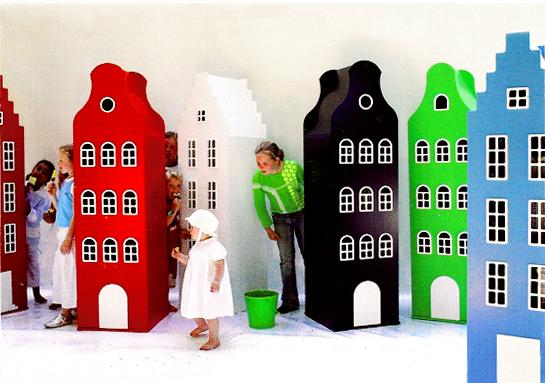 Armoire enfant Amsterdam - © Suède Import, 2010