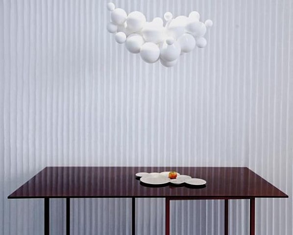 Suspension Paradise - Design: Jean-Marc Gady - L'Express Style