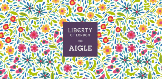 Liberty of London for Aigle, 2011
