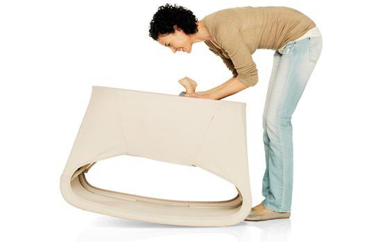 Transat et berceau design - Le Stokke® Bounce 'n' Sleep