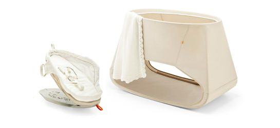 enfin un transat design le stokke bounce 39 n 39 sleep. Black Bedroom Furniture Sets. Home Design Ideas