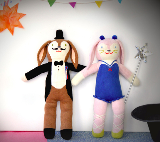 Doudous Lapin Blabla Kids - Collection 2011