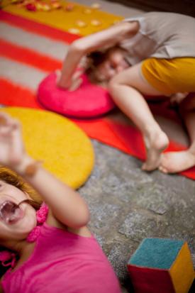 Une chambre d 39 enfant feng shui interview nathalie merigout for Feng shui chambre d enfant