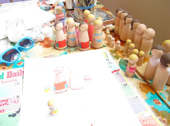 Les poup es goose grease pour les enfants du design - Les enfants du design ...