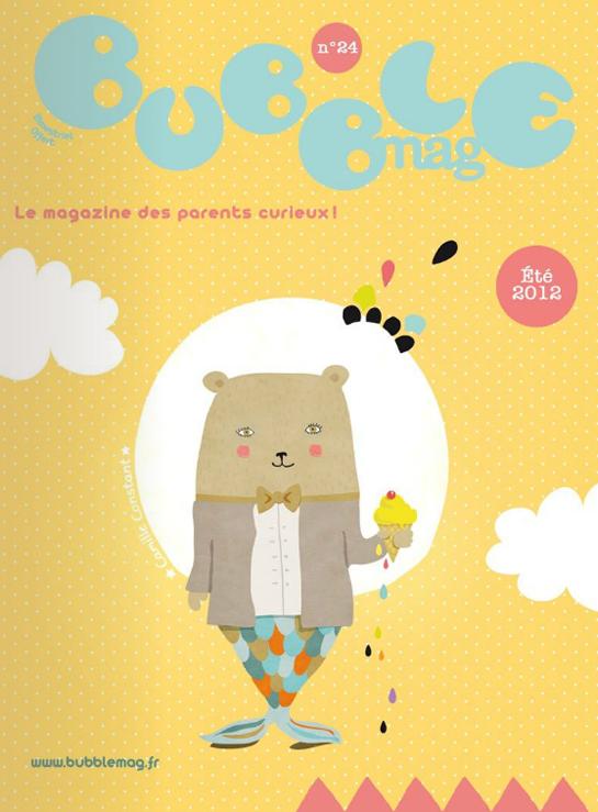 Magazine Bubblemag n°24 - Eté 2012