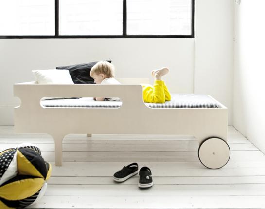 R bed - Rafa Kids