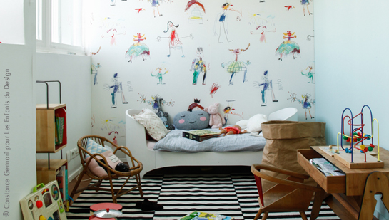 La chambre de Brune par Constance