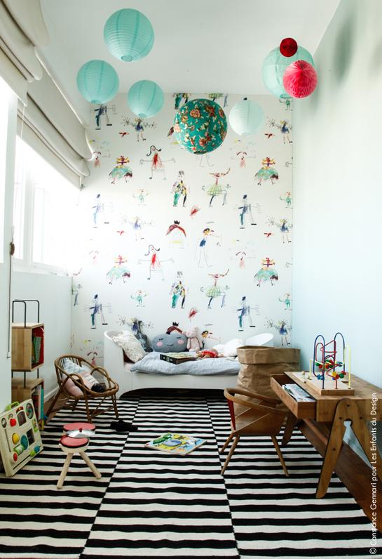 La chambre de Brune par Constance - The Socialite Family