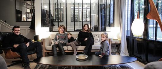 Laure Vial de Chatenet et Bertrand - Copyright The Socialite Family