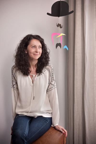 Emmanuelle Pron © Sabine Serrad