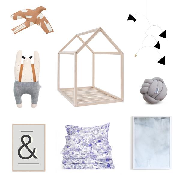Carte Blanche à bonnesoeurs – Le lit maison
