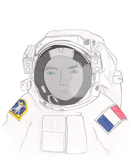 Thomas Pesquet un français dans l'espace