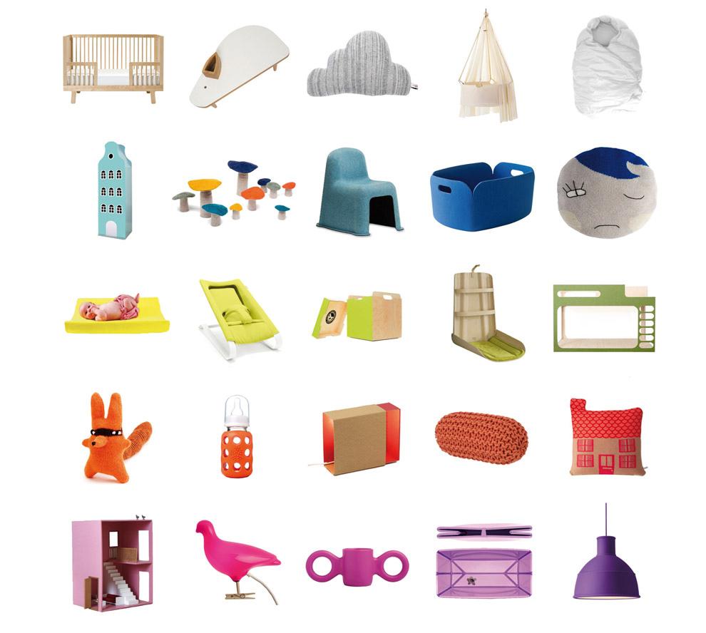 Les enfants du design accessoires et mobilier design for Les enfants design