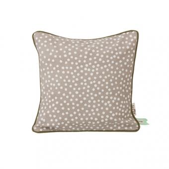coussin dots gris ferm living pour chambre enfant les. Black Bedroom Furniture Sets. Home Design Ideas