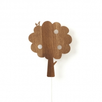 Lampe applique Arbre