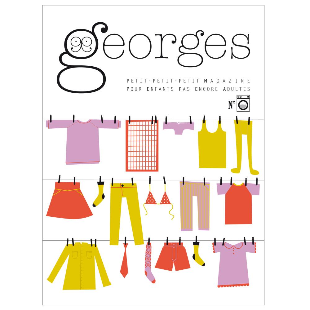 Magazine georges n machine laver georges pour chambre for Les enfants design