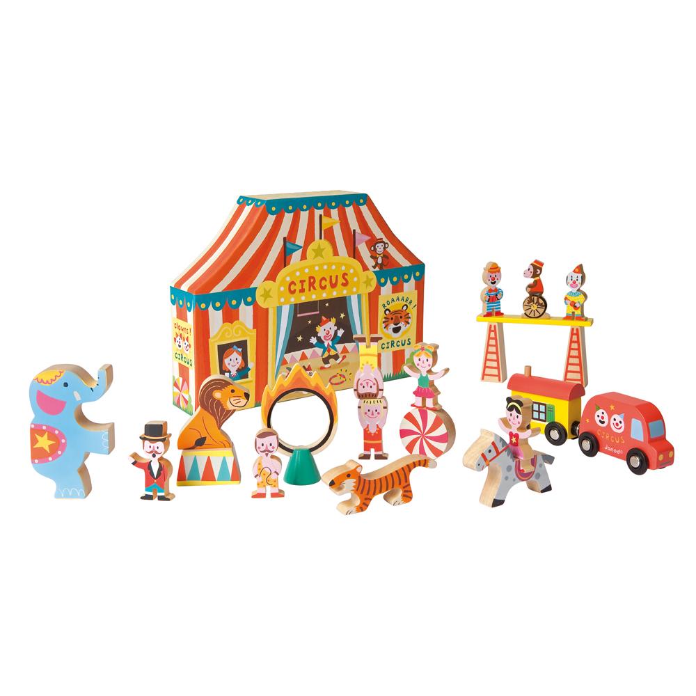 Le cirque janod pour chambre enfant les enfants du design - Les enfants du design ...
