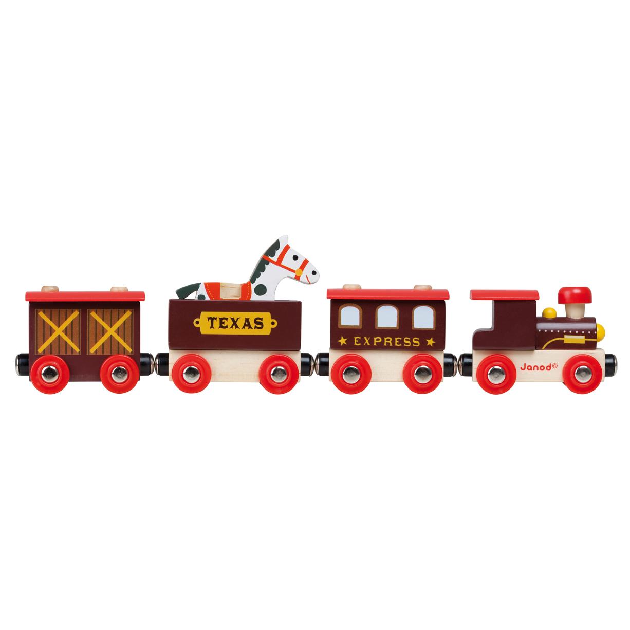 Train Bois Enfant