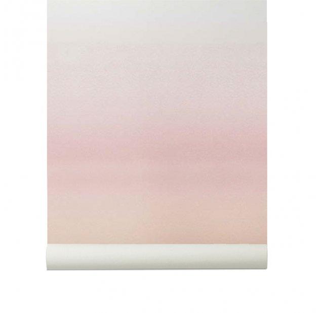 Papier peint Skymning - Rose Sandberg pour chambre enfant - Les ...