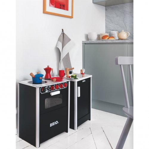 casseroles batterie de cuisine brio pour chambre enfant les enfants du design. Black Bedroom Furniture Sets. Home Design Ideas