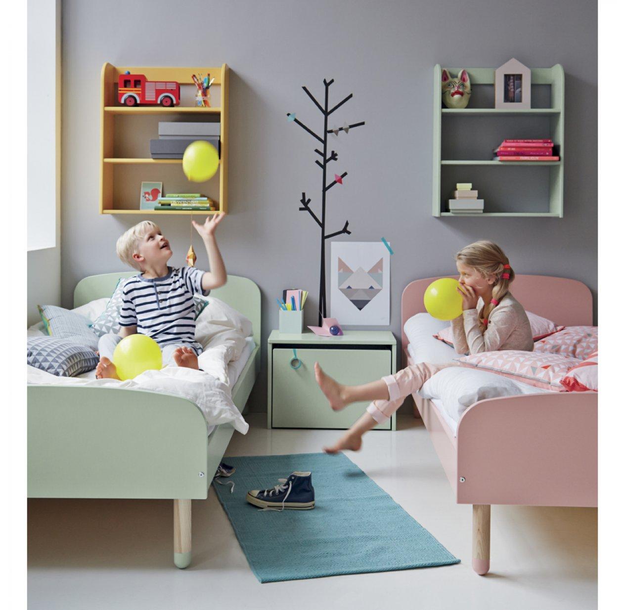Exceptionnel Lit Enfant   Vert Du0027eau Flexa Play Pour Chambre Enfant   Les Enfants Du  Design