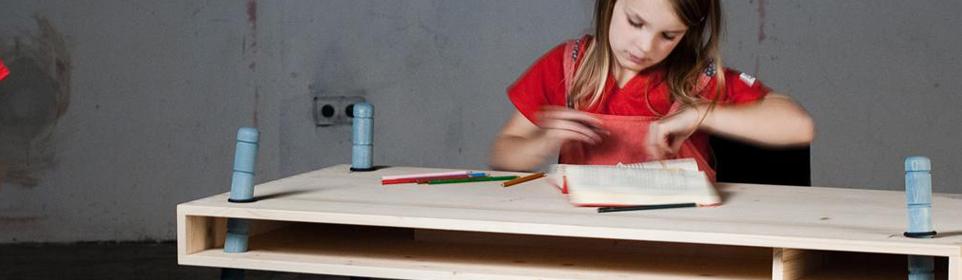 Bureau enfant design