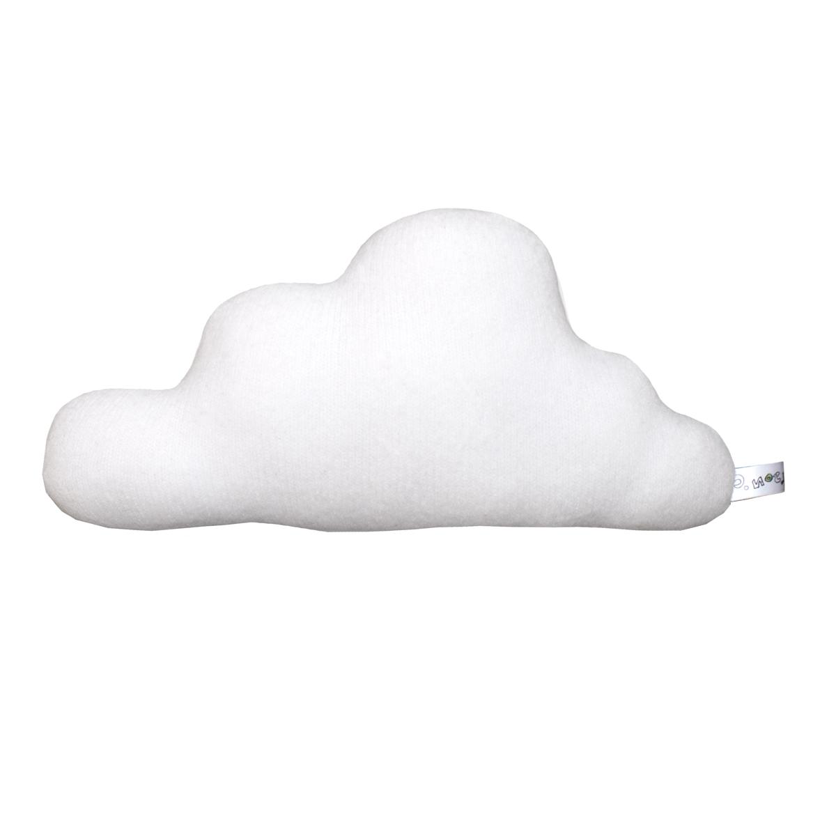 Coussin nuage s blanc donna wilson pour chambre enfant les enfants du design - Les enfants du design ...