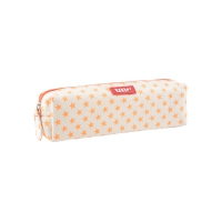 Trousse Fluo Stars - Orange fluo