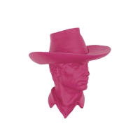 Patère Cowboy - Fuchsia