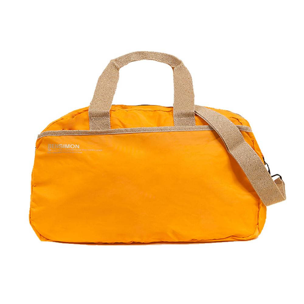 Des Sacs Oranges : Sac de sport orange bensimon pour chambre enfant les
