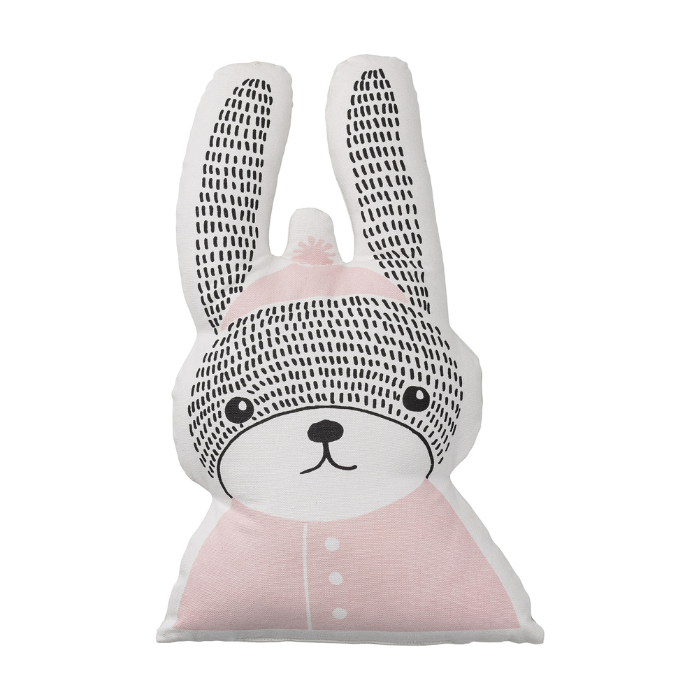 coussin lapin bloomingville pour chambre enfant les enfants du design. Black Bedroom Furniture Sets. Home Design Ideas