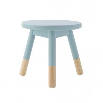Tabouret enfant - Bleu pastel