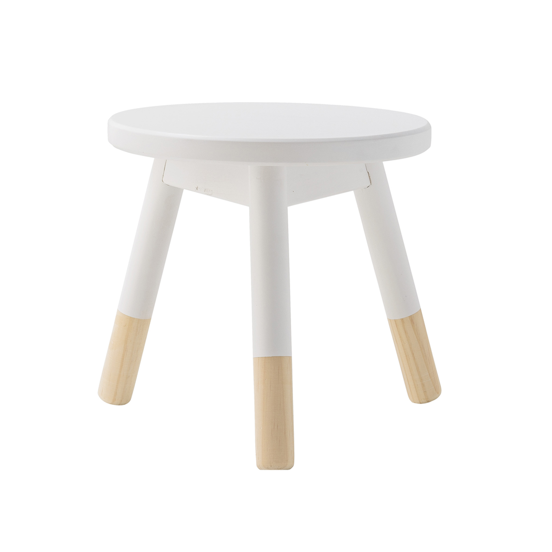 tabouret enfant blanc bloomingville pour chambre enfant les enfants du design. Black Bedroom Furniture Sets. Home Design Ideas