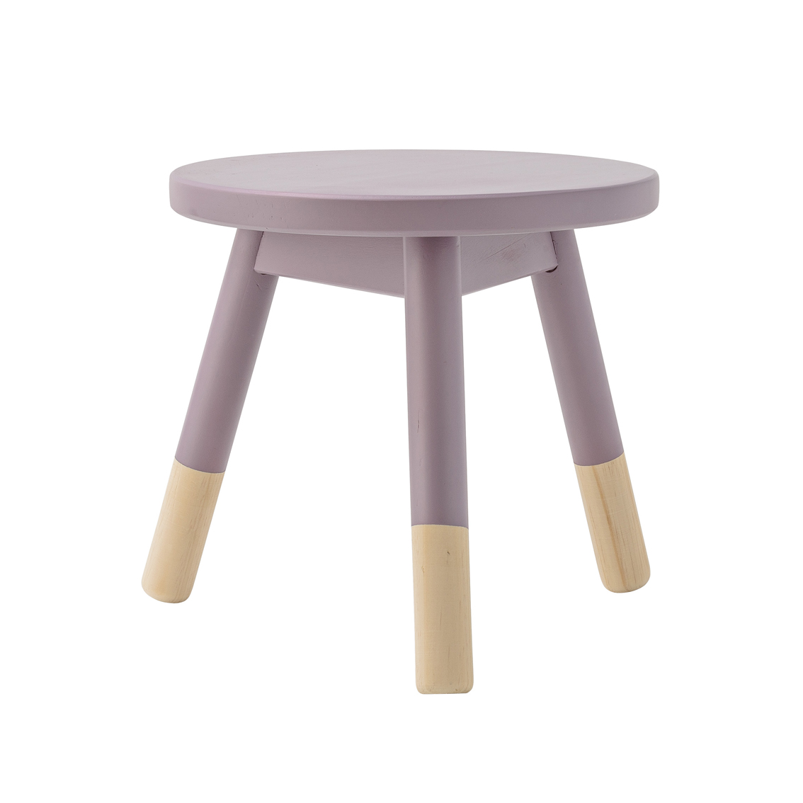 tabouret enfant violet bloomingville pour chambre enfant. Black Bedroom Furniture Sets. Home Design Ideas