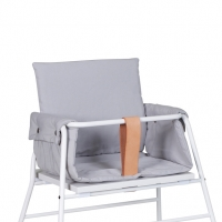 Coussin d'assise TOWERchair - Gris clair