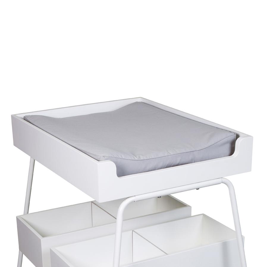 matelas langer changingtower gris clair budtzbendix tables langer design pour chambre. Black Bedroom Furniture Sets. Home Design Ideas