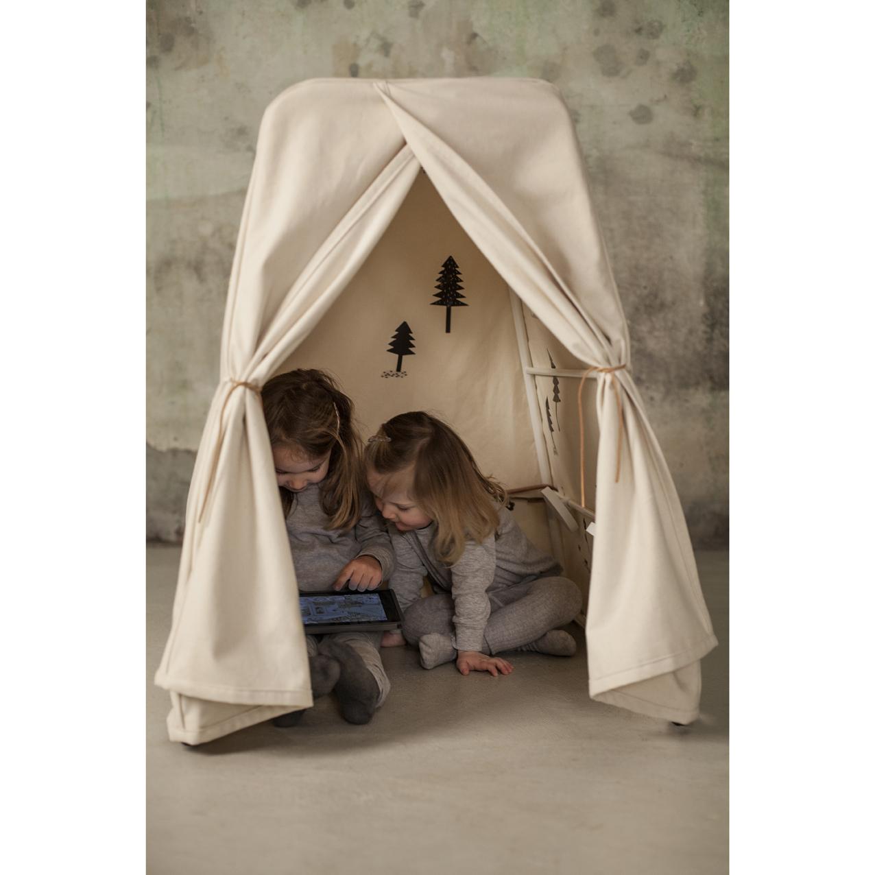 Tente Chambre Garcon concernant tente audrey jeanne budtzbendix pour chambre enfant - les enfants