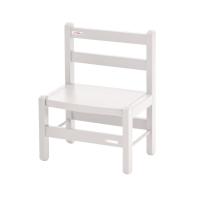 Chaise enfant Laqué blanc