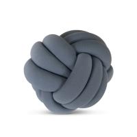 Oreiller Knotball gris