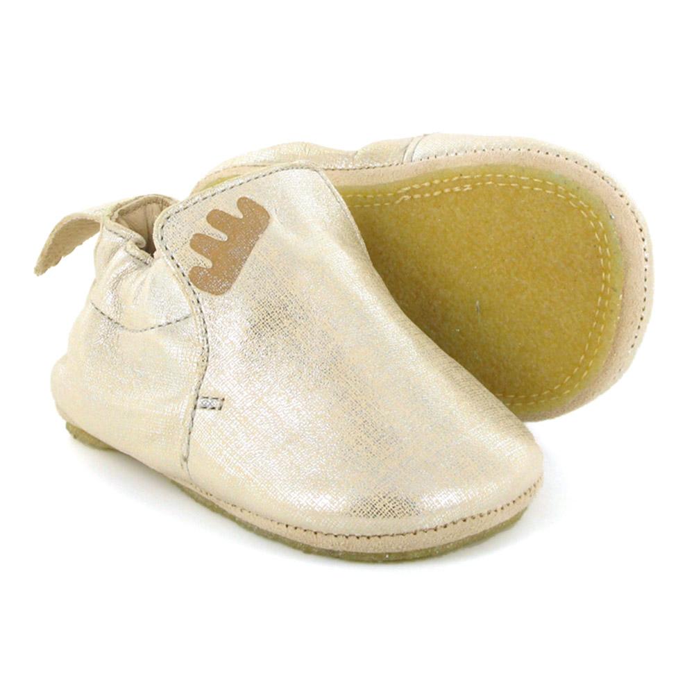 chaussons blublu print beige easy peasy pour chambre enfant les enfants du design. Black Bedroom Furniture Sets. Home Design Ideas