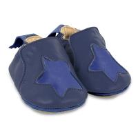 Chaussons Blublu Etoile - Bleu