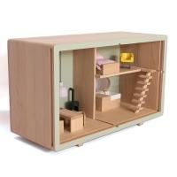 Eco maison meublée