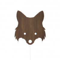 Lampe applique Renard