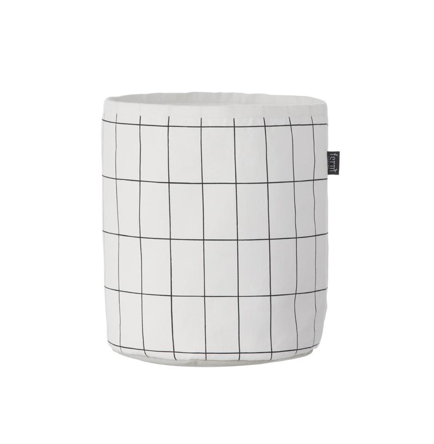petit panier de rangement grid ferm living pour chambre enfant les enfants du design. Black Bedroom Furniture Sets. Home Design Ideas