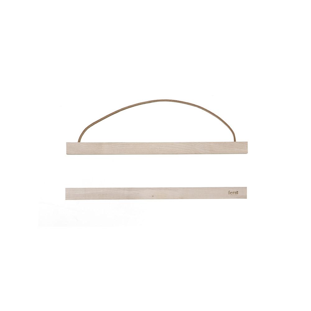 baguette porte affiche s erable ferm living pour chambre. Black Bedroom Furniture Sets. Home Design Ideas