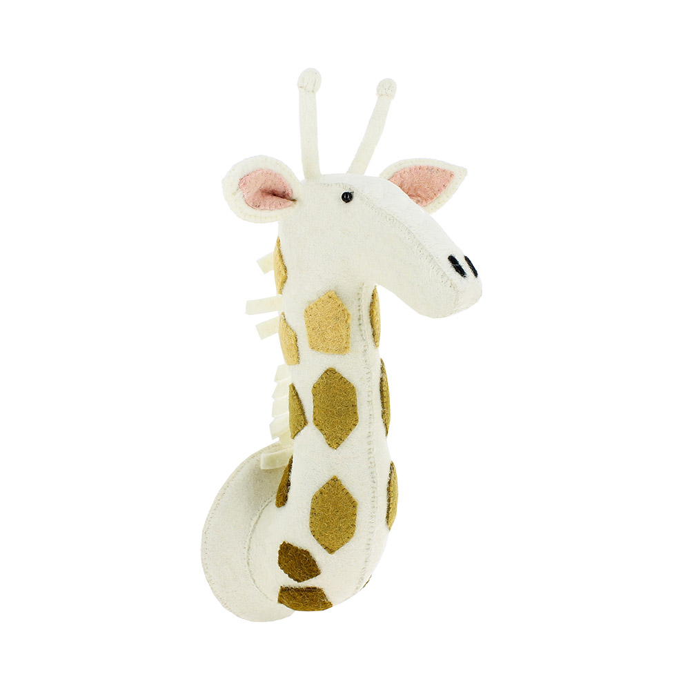Troph E Girafe Fiona Walker Pour Chambre Enfant Les