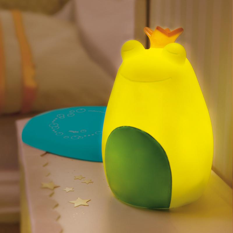 veilleuse nomade roi crapaud haba pour chambre enfant les enfants du design. Black Bedroom Furniture Sets. Home Design Ideas