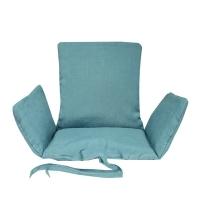 Coussin d'assise bébé - Bleu horizon